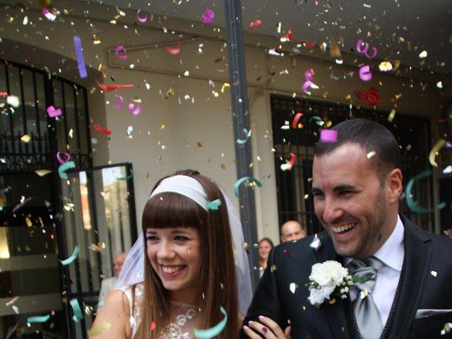 La boda de Marcos y Marta en Terrassa, Barcelona 6