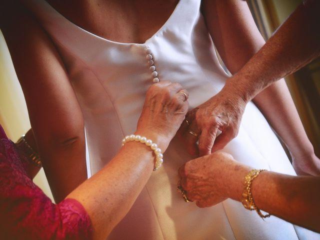 La boda de Laura y Héctor en Valdastillas, Cáceres 12