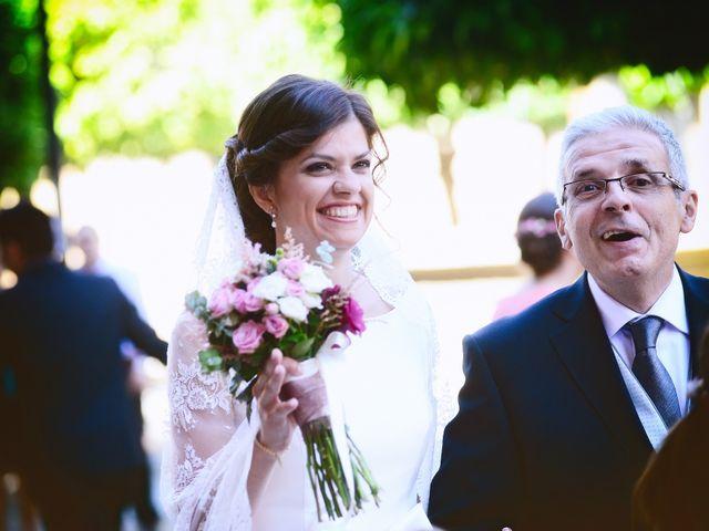 La boda de Laura y Héctor en Valdastillas, Cáceres 14