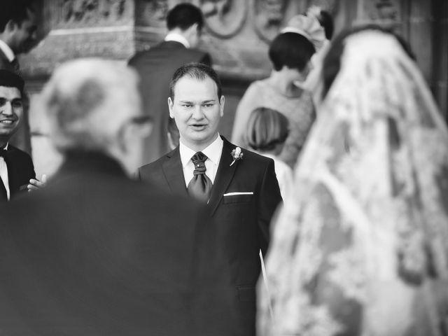 La boda de Laura y Héctor en Valdastillas, Cáceres 15