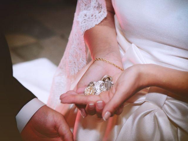La boda de Laura y Héctor en Valdastillas, Cáceres 17