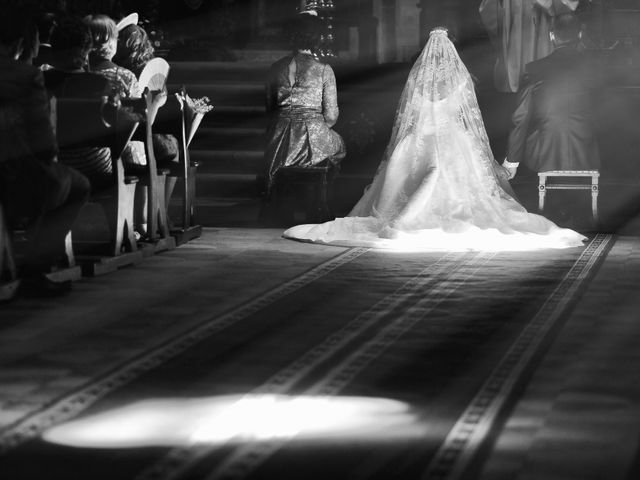 La boda de Laura y Héctor en Valdastillas, Cáceres 18