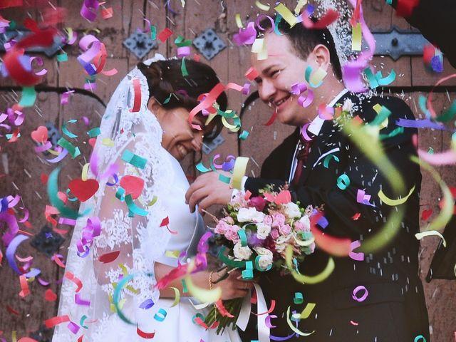 La boda de Laura y Héctor en Valdastillas, Cáceres 19
