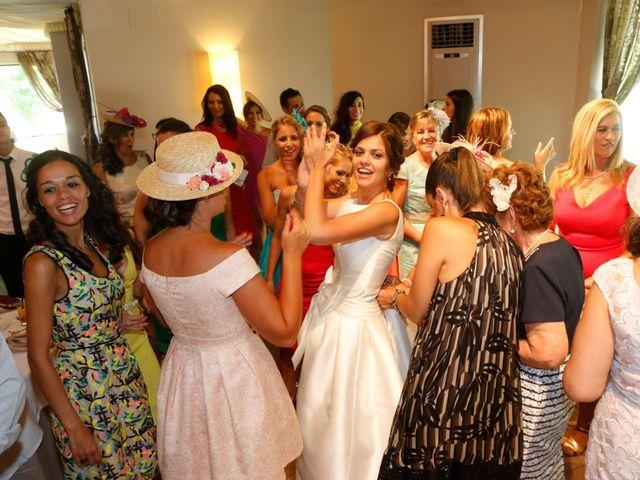 La boda de Laura y Héctor en Valdastillas, Cáceres 24