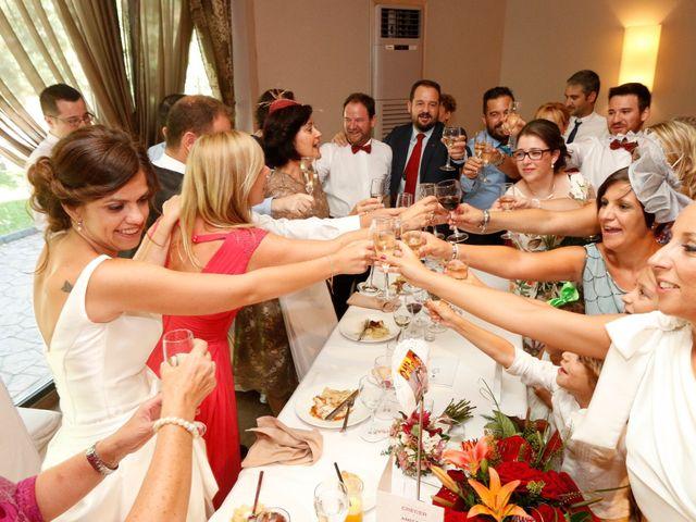 La boda de Laura y Héctor en Valdastillas, Cáceres 25