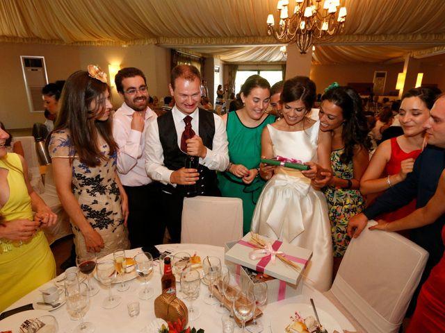 La boda de Laura y Héctor en Valdastillas, Cáceres 26