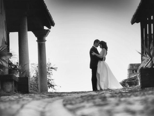 La boda de Laura y Héctor en Valdastillas, Cáceres 29