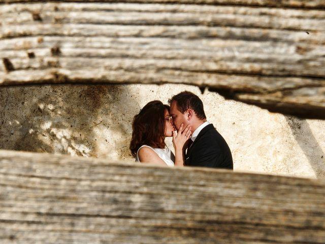 La boda de Laura y Héctor en Valdastillas, Cáceres 30