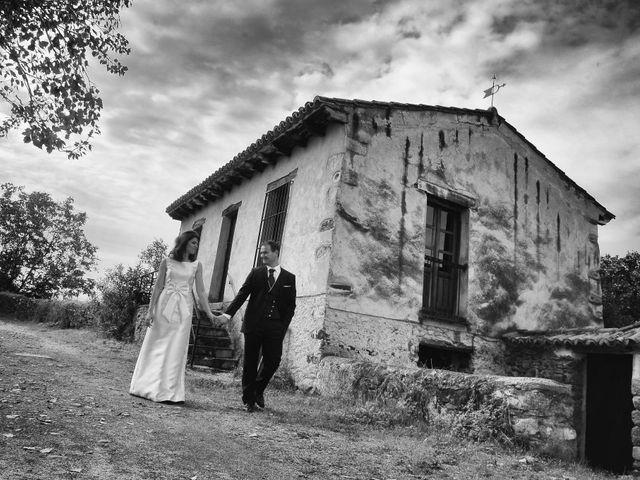La boda de Laura y Héctor en Valdastillas, Cáceres 32