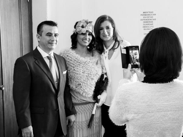 La boda de Jose Manuel y Juani en Alcala De Guadaira, Sevilla 28