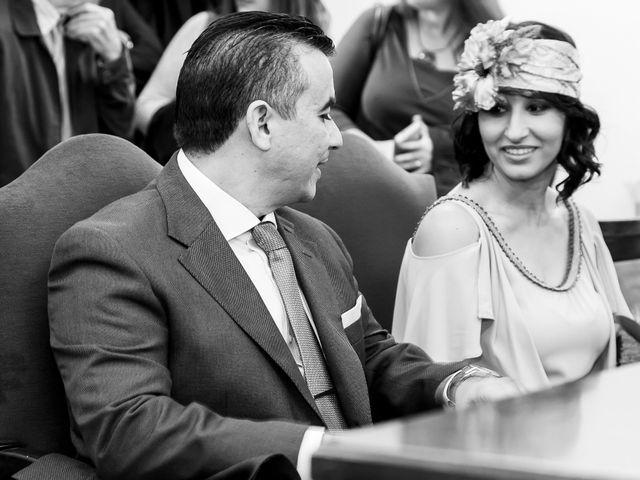 La boda de Jose Manuel y Juani en Alcala De Guadaira, Sevilla 29