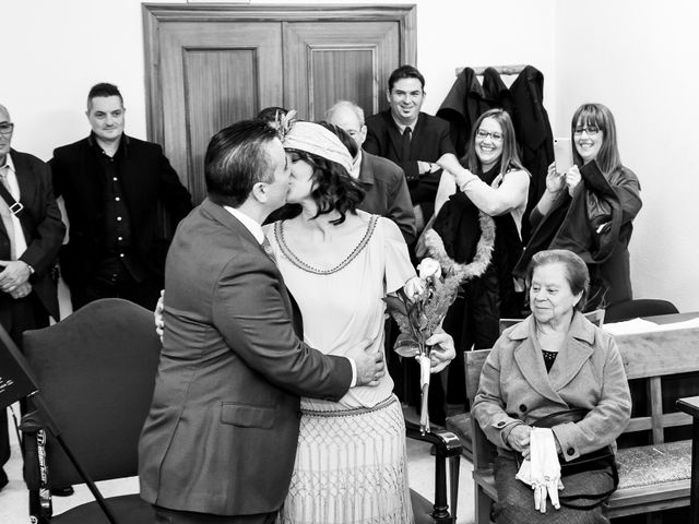 La boda de Jose Manuel y Juani en Alcala De Guadaira, Sevilla 36