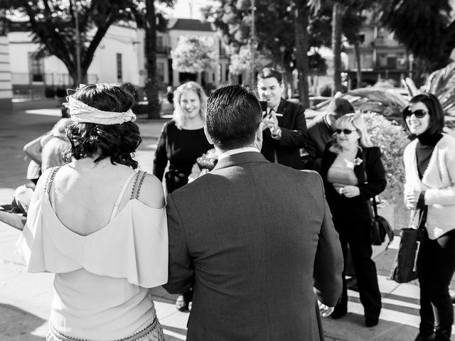 La boda de Jose Manuel y Juani en Alcala De Guadaira, Sevilla 44