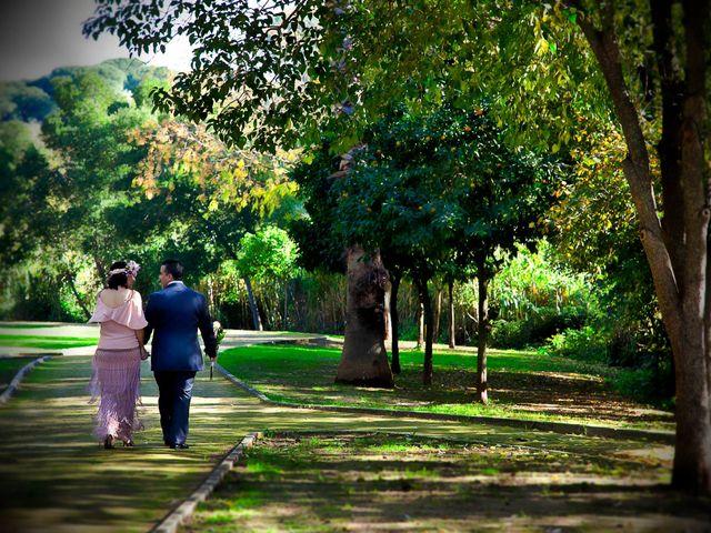 La boda de Jose Manuel y Juani en Alcala De Guadaira, Sevilla 54