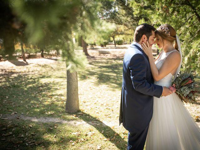 La boda de Jorge y Alba
