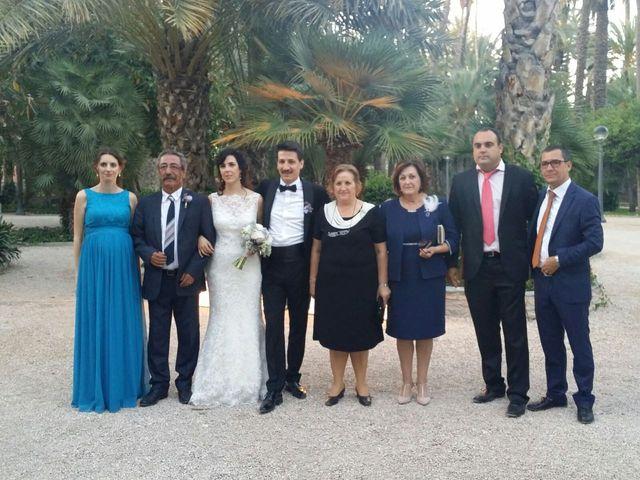 La boda de Onur y Maria en Elx/elche, Alicante 2