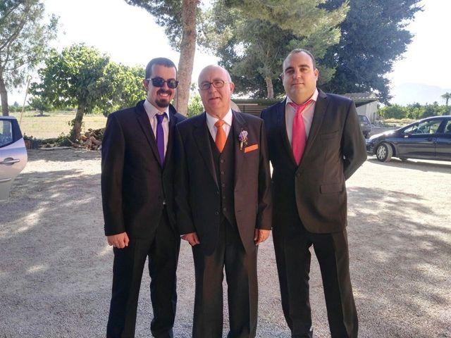 La boda de Onur y Maria en Elx/elche, Alicante 3
