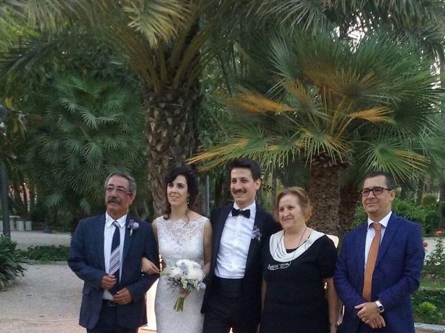 La boda de Onur y Maria en Elx/elche, Alicante 7
