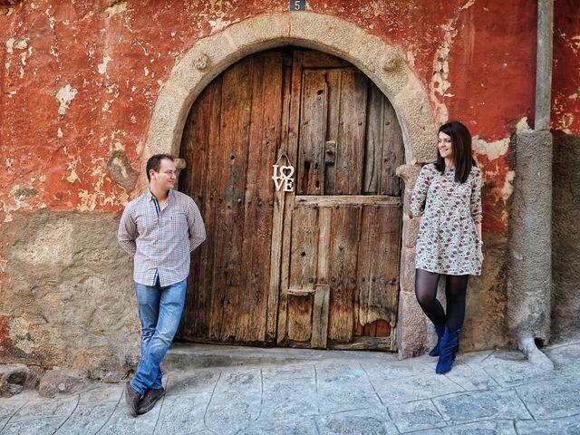 La boda de Laura y Héctor en Valdastillas, Cáceres 4