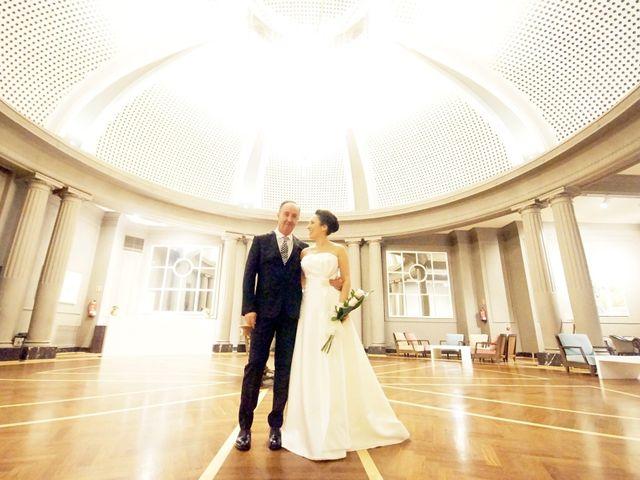 La boda de Cristina y Bernardo