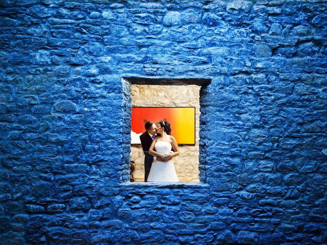 La boda de Rodri y Sonia en Boltaña, Huesca 1