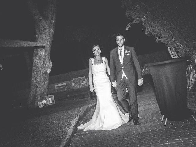 La boda de Daniel y Cristina  en Gurugu, Madrid 2