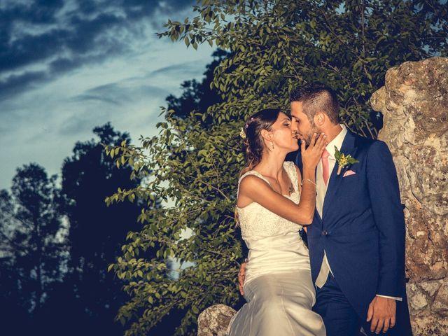 La boda de Daniel y Cristina  en Gurugu, Madrid 4