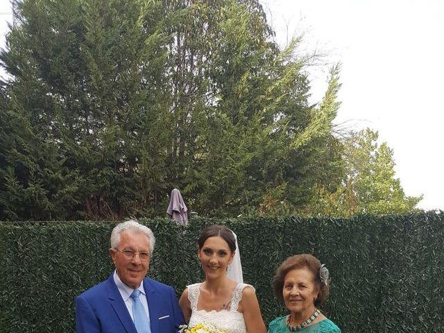 La boda de Daniel y Cristina  en Gurugu, Madrid 8