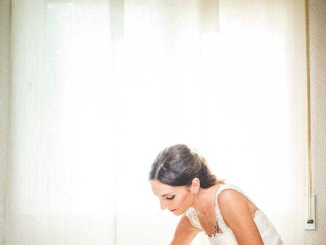 La boda de Daniel y Cristina  en Gurugu, Madrid 16