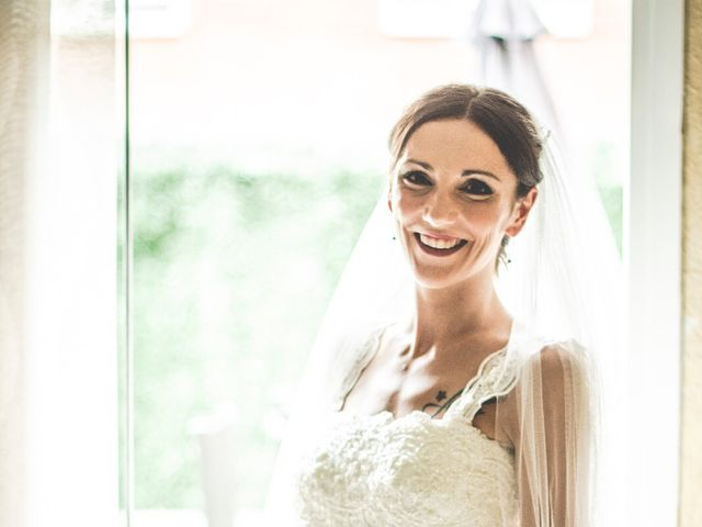 La boda de Daniel y Cristina  en Gurugu, Madrid 18