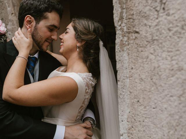 La boda de Marta y Gabriel