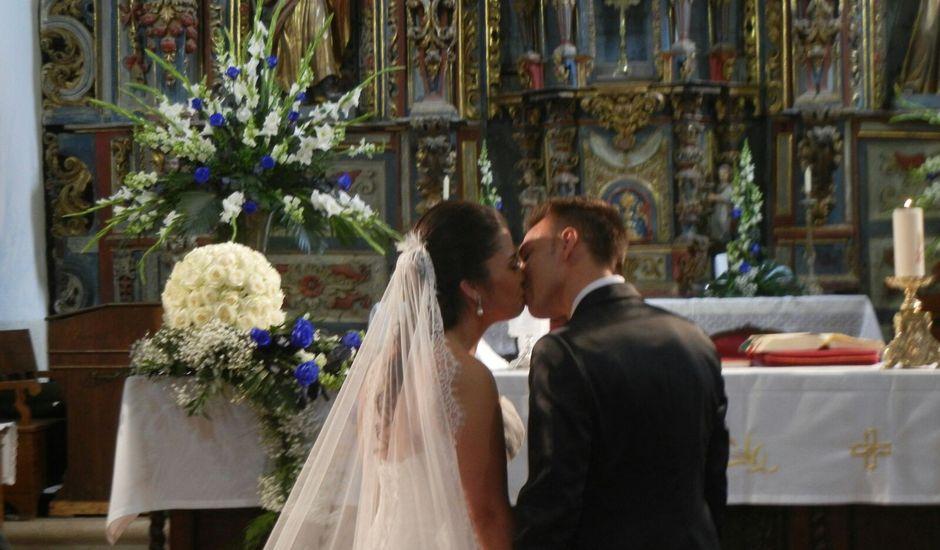 La boda de Álex y Lorena en O Ferreira (Valadouro (Santa Maria), Lugo