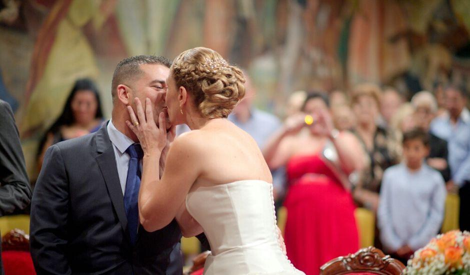 La boda de Luis y Raquel en Las Palmas De Gran Canaria, Las Palmas