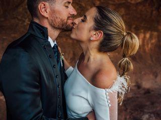 La boda de Raquel  y Samuel