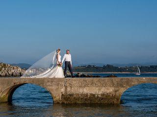 La boda de Cristina y Domiciano