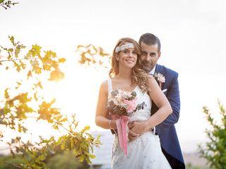 La boda de Sara y Chema