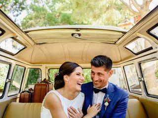 La boda de Sheila y Rubén
