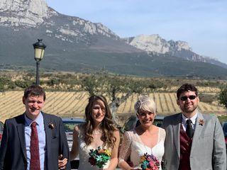 La boda de Carol  y Edurne 1