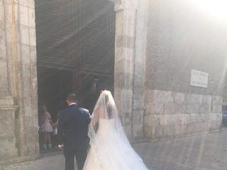 La boda de Tamara y Santi 1