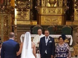 La boda de Tamara y Santi 2