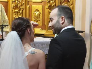 La boda de Patri y Riccardo