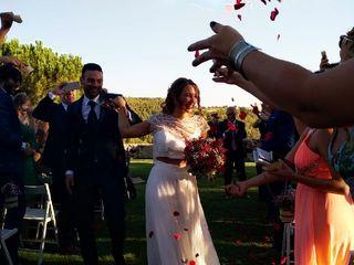 La boda de Xènia y Albert 1