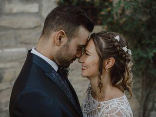 La boda de Xènia y Albert