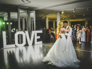 La boda de Enrique y Mireia