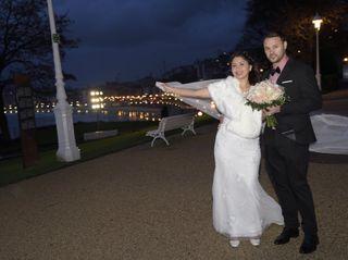 La boda de Kenia y Ioan
