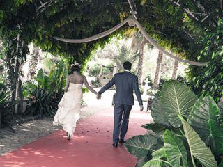 La boda de Carlos y Monica 2