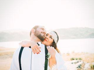 La boda de Vicky y Silvio