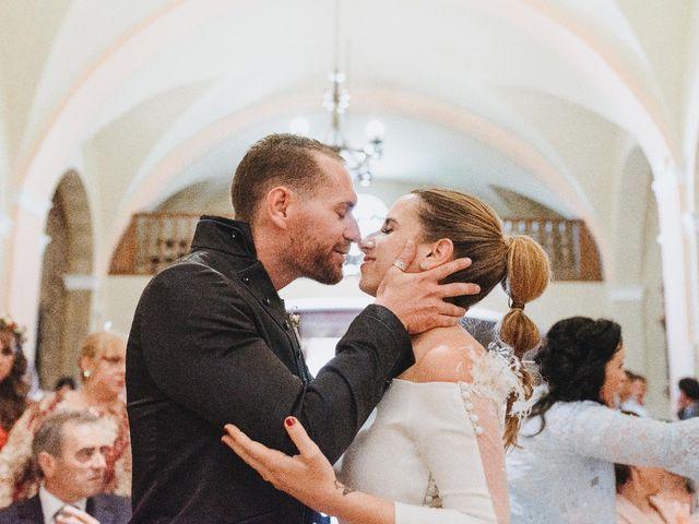 La boda de Samuel  y Raquel  en Cambrils, Tarragona 1