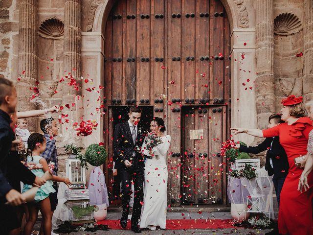 La boda de Jorge y Alba en Puertollano, Ciudad Real 48
