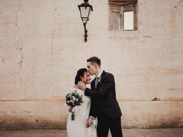La boda de Jorge y Alba en Puertollano, Ciudad Real 52
